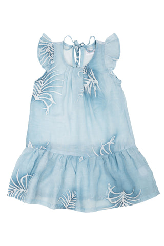 FERN BABYDRESS BLUE