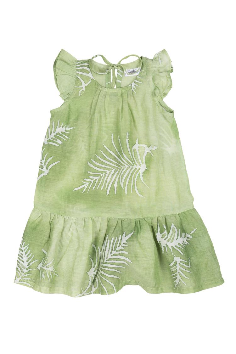 FERN BABYDRESS (in Green)