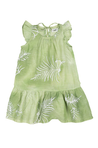 FERN BABYDRESS GREEN
