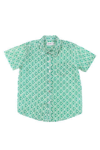 JAIPUR SHIRT GREEN