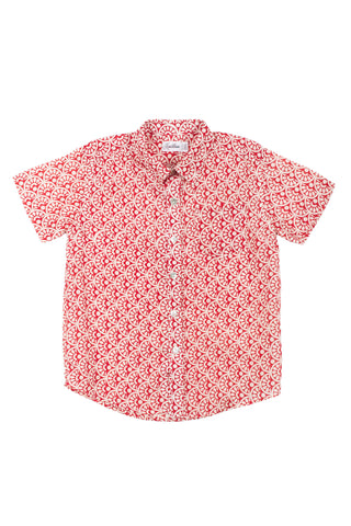 JAIPUR SHIRT RED