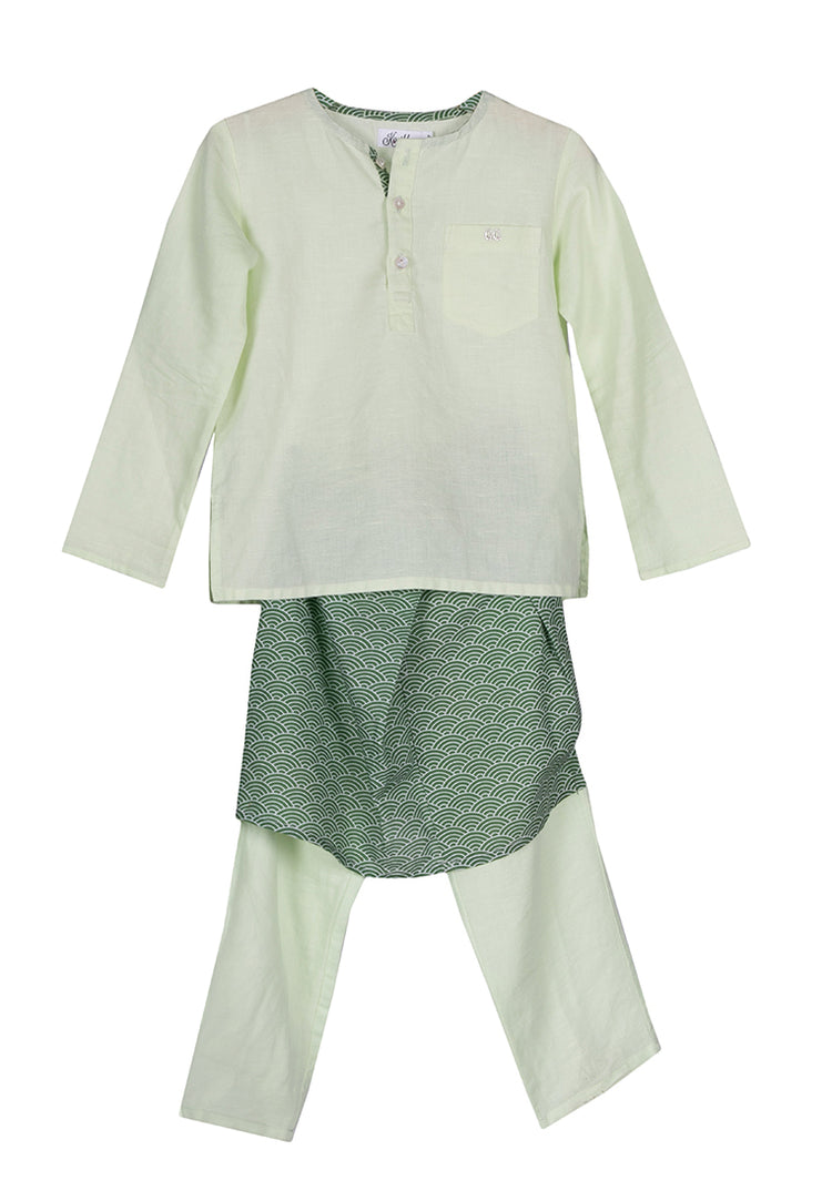 KAITO SET (in Green)