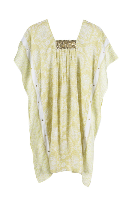 ANGGUN KAFTAN YELLOW
