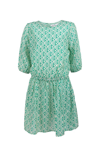 KYRA DRESS - GREEN