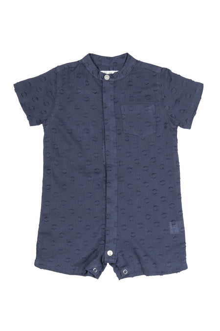 LEO ROMPER (in Navy)