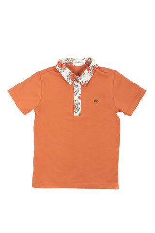 LOTUS POLO ORANGE