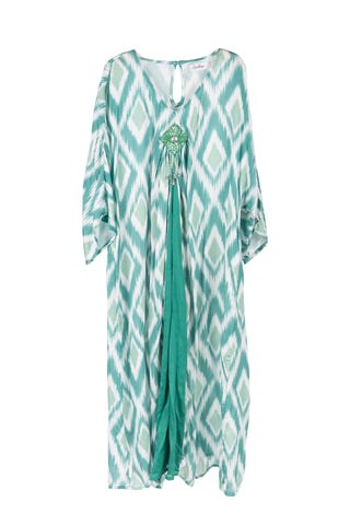 MAYA DRESS EMERALD (KIDS)