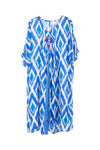 MAYA DRESS KIDS (in Sapphire)