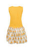 MYLIE DRESS - YELLOW