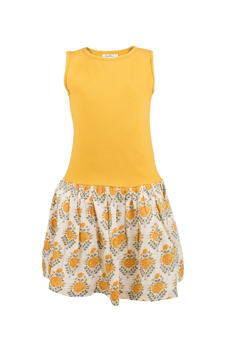 MYLIE DRESS YELLOW