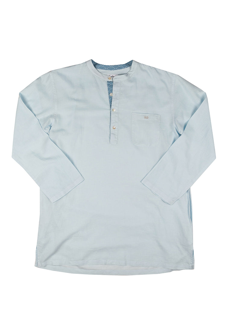 NIKO SHIRT (in Sky Blue)