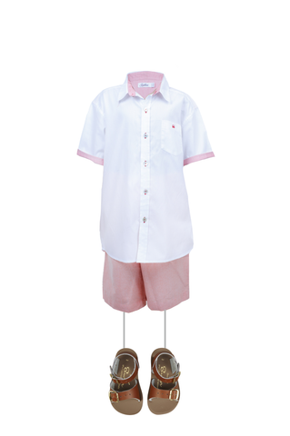 RST15 BOY LOOK 3 - White Shirt