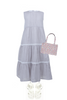 SS16 GIRL LOOK 2 - Bella Dress Violetgrey
