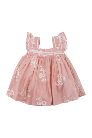 JAMINI BABYDRESS - PINK