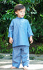 IMRAN SET DENIM