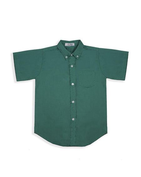 JEWEL SHIRT GREEN