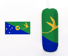 Charger l'image dans la galerie, Flag of Christmas Island