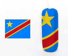 Load image into Gallery viewer, Flag of Congo - The Democratic Republic