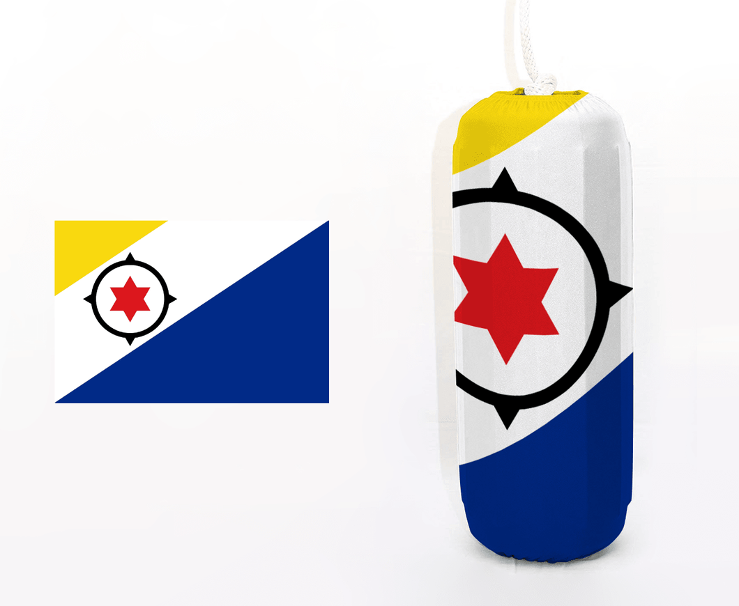 Flag of Country Code Bonaire, Saint Eustatius and Saba