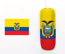 Load image into Gallery viewer, Flag of Ecuador