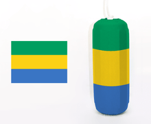 Load image into Gallery viewer, Flag of Gabon