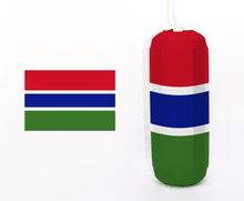 Load image into Gallery viewer, Flag of Gambia