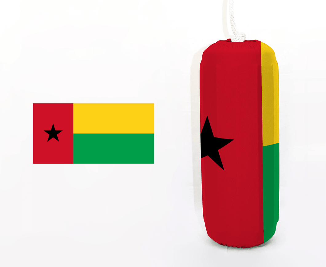 Flag of Guinea-Bissau