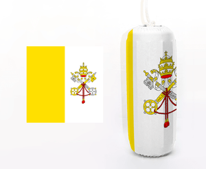 Flag of Holy See (Vatican City State)