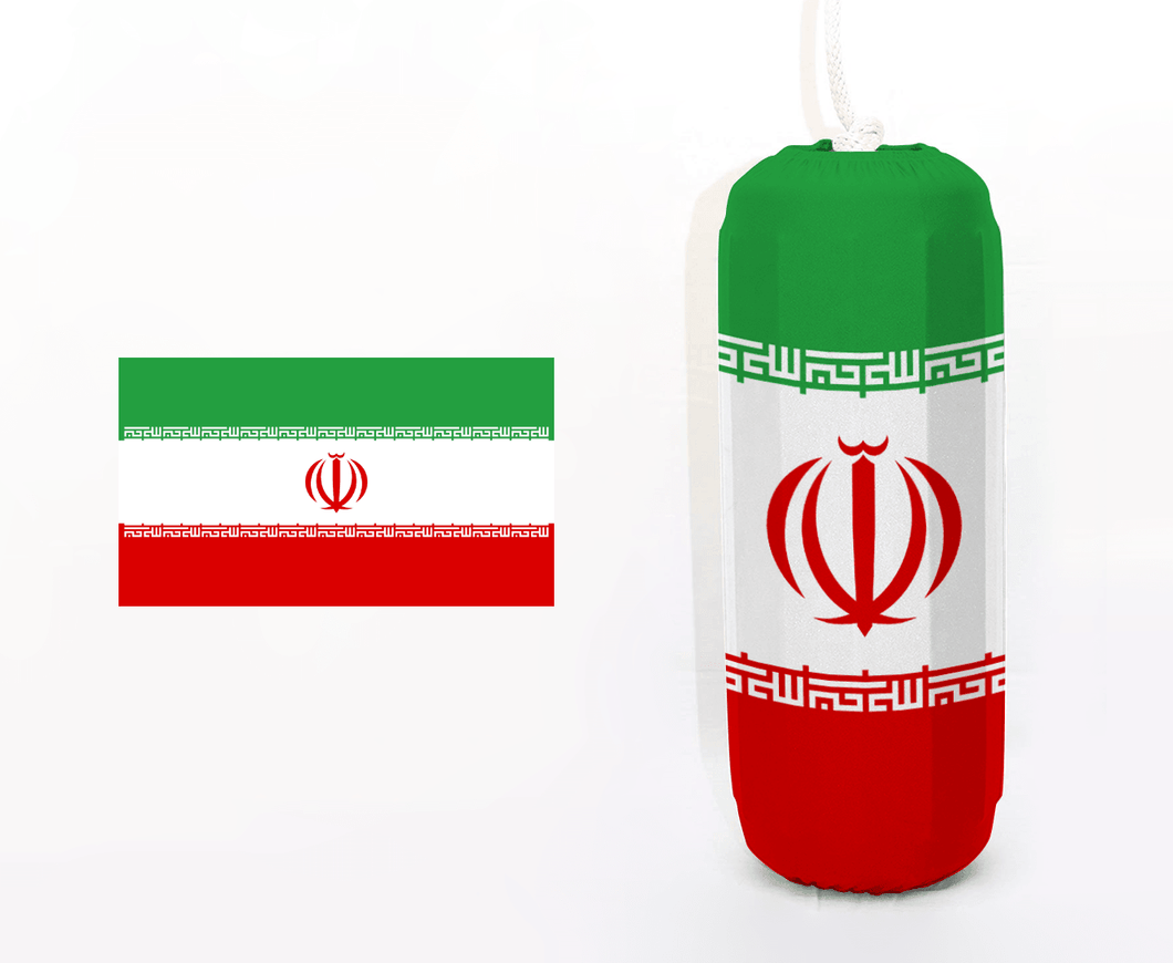 Flag of Iran, Islamic Republic of