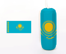 Load image into Gallery viewer, Flag of Kazakhstan