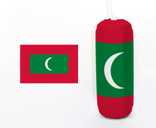 Load image into Gallery viewer, Flag of Maldives