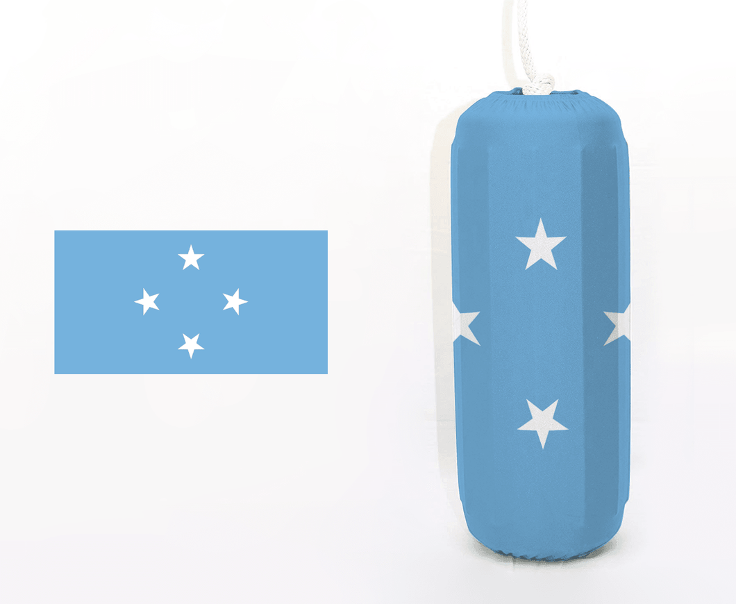Flag of Micronesia, Federated States of