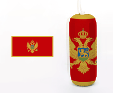 Load image into Gallery viewer, Flag of Montenegro