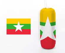 Load image into Gallery viewer, Flag of Myanmar