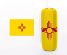 Load image into Gallery viewer, New Mexico State Flag
