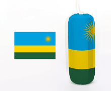 Load image into Gallery viewer, Flag of Rwanda