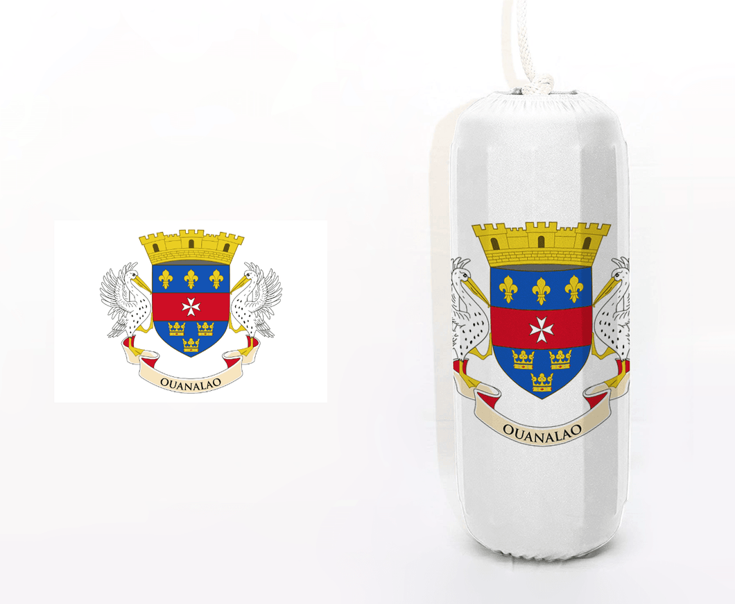Flag of Saint Barthélemy