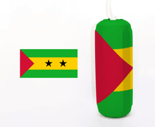 Load image into Gallery viewer, Flag of Sao Tome and Principe