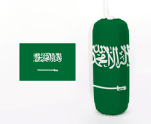 Load image into Gallery viewer, Flag of Saudi Arabia