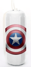 Load image into Gallery viewer, Captain America- White - Flexifabrics Marine