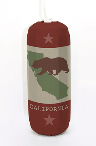 Cali Red - Flexifabrics Marine