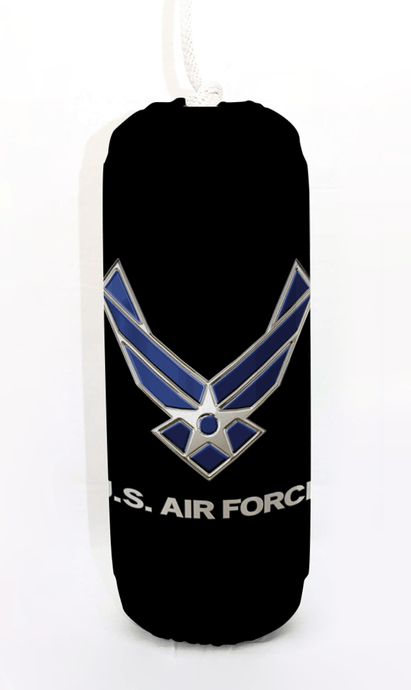 U.S. Air Force - Black - Flexifabrics Marine