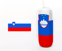 Load image into Gallery viewer, Flag of Slovenia