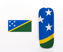Load image into Gallery viewer, Flag of Solomon Islands