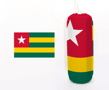 Load image into Gallery viewer, Flag of Togo