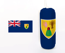 Load image into Gallery viewer, Flag of Turks and Caicos Islands