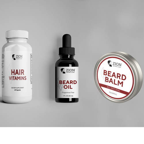 Zion Trifecta - Beard Balm, Beard Oil & Hair Vitamin