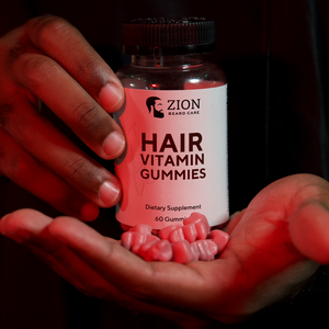Zion Hair Vitamin Gummies