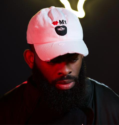 "ZION ""KISS MY BEARD"" HAT"
