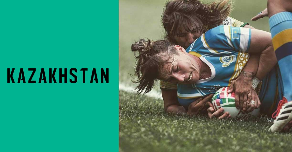 Kazakhstan rugby